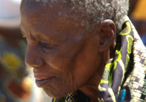 Africa-grandma