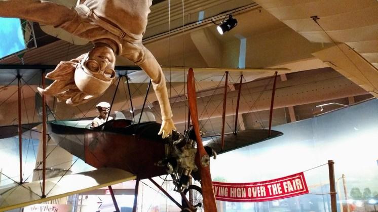 Henry Ford Plane