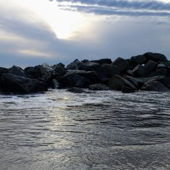 Venice Beach waves