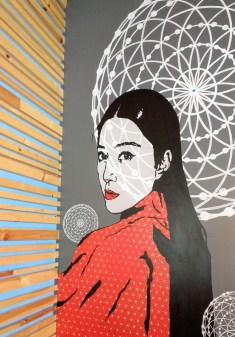 Chow Mural