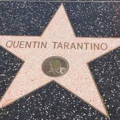 Quentin Tarantino Star