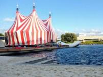 Autostadt Tent Wolfsburg