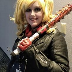 Negan Harley Quinn