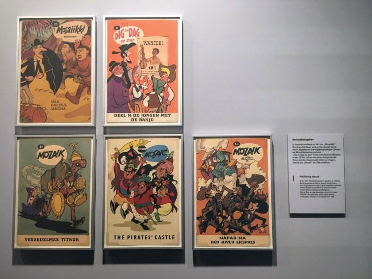 Mosaik Comics Didedags