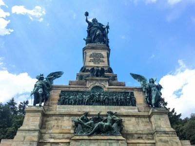 Niederwalddenkmal Monument Rhine