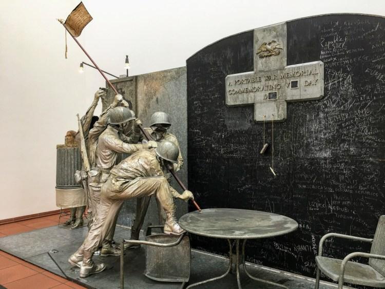 portable memorial Museum Ludwig