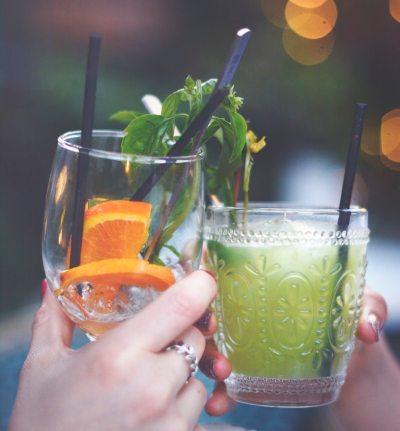 birthday drinks social norms America