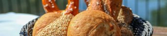 living Germany bread