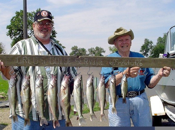 Childs8305 south dakota walleye fishing guide for Lake thompson sd fishing report