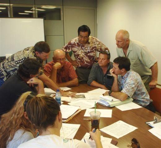 Meeting at O'ahu RC&D