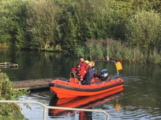 Water Rescue Services for Film and TV