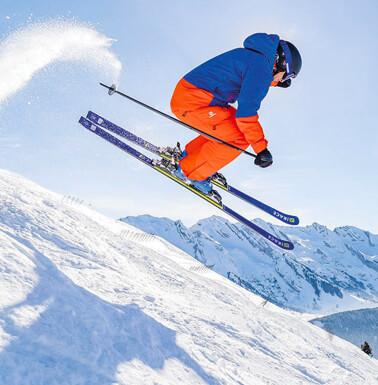 Faire du ski au Chinaillon - Grand Bornand pour profiter des joie de la neige et de la montagne