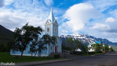 โบสถ์ Seyðisfjörður