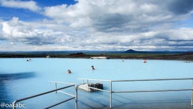 Myvatn Nature Baths อาบน้ำในบ่อสีฟ้า สบายๆ