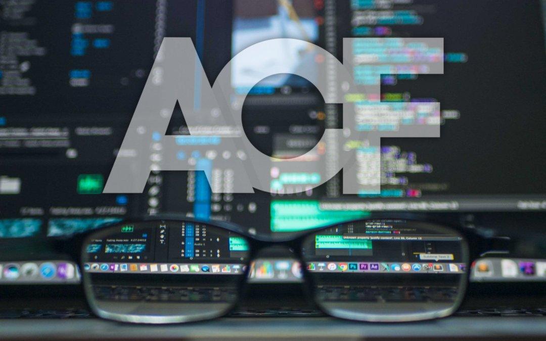 Thème WordPress Divi et Advanced Custom Fields (ACF)