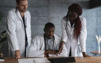 Création d'un site web pour un expert de l'informatique médicale en Alsace