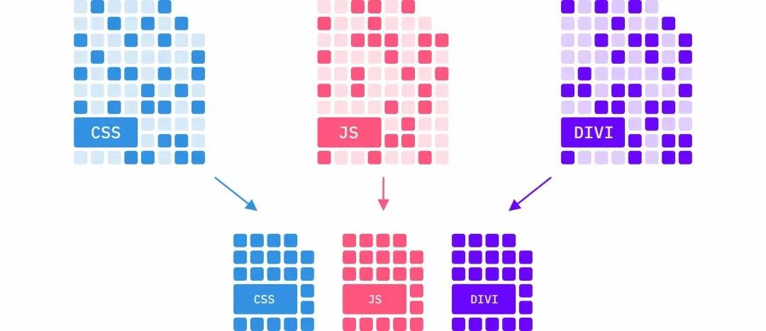Réduction des fichiers CSS et JS avec la MAJ 4.10 de Divi