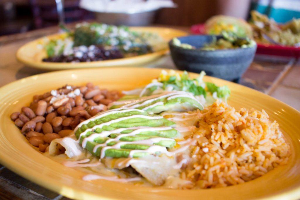 Local eating in Colorado Springs at Salsa Brava