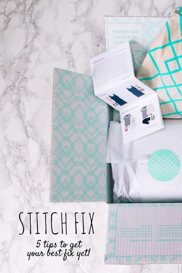 5 Tips to get your best Stitch Fix yet! Stitch Fix tips!
