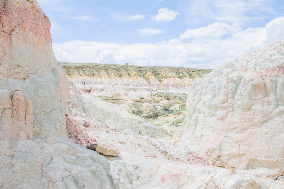 Photo shoot at Paint Mines Colorado for my twenty eighth birthday!