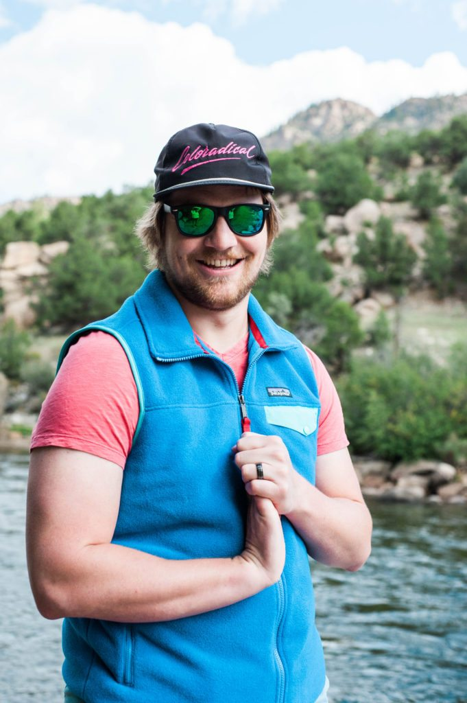 Colorado Mountain Style with the Patagonia Better Sweater Vest