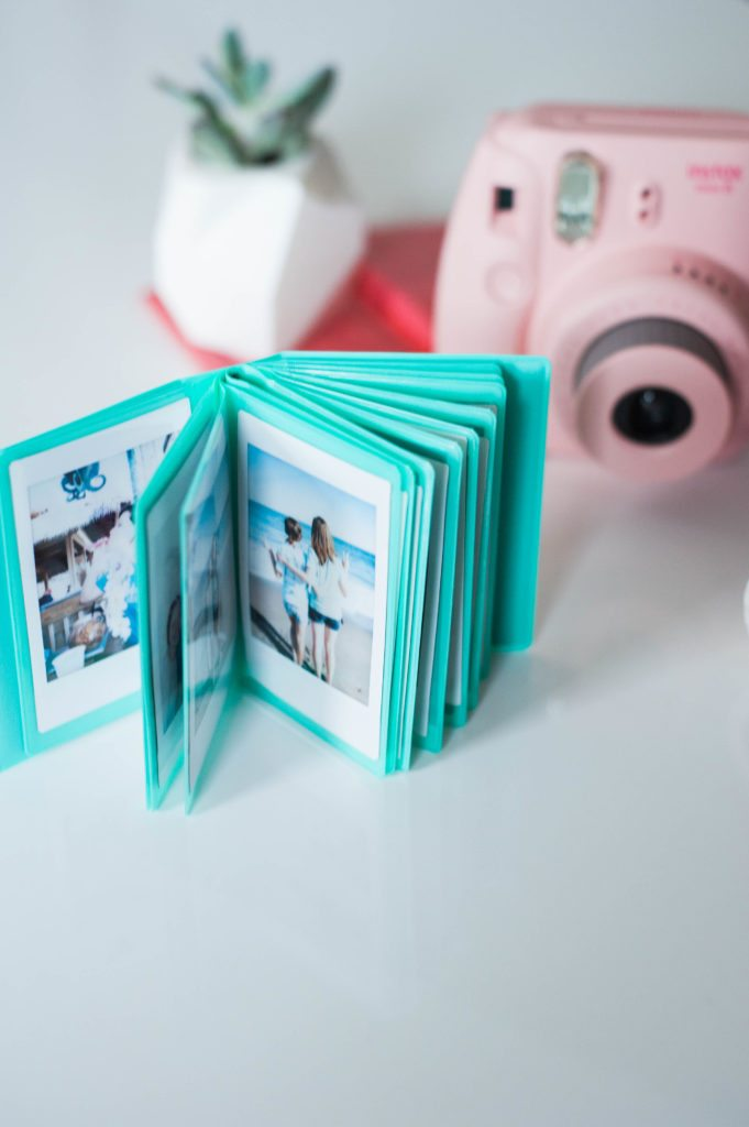 DIY Mini Instax Albums