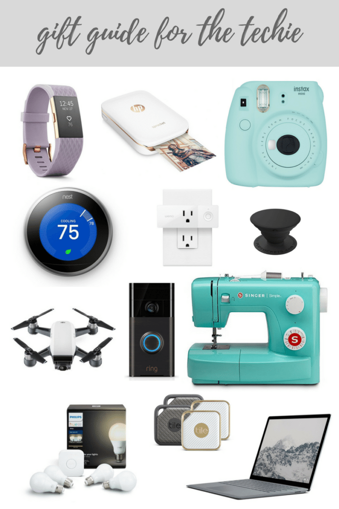 Gift Guide for the Techie