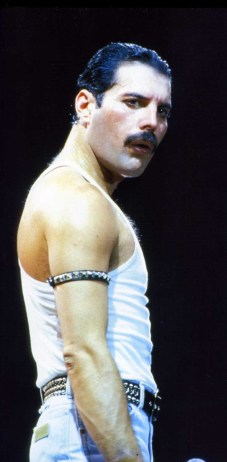 Freddie Mercury, Inspirational People