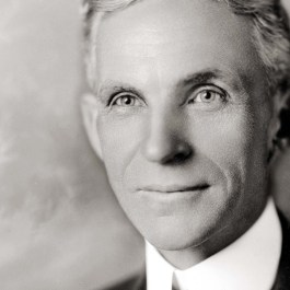 henry ford, Inspirational People