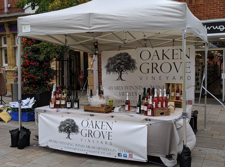 Oaken Grove Vineyard @ Henley Farmers Market