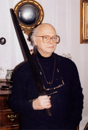 Ewart Oakeshott