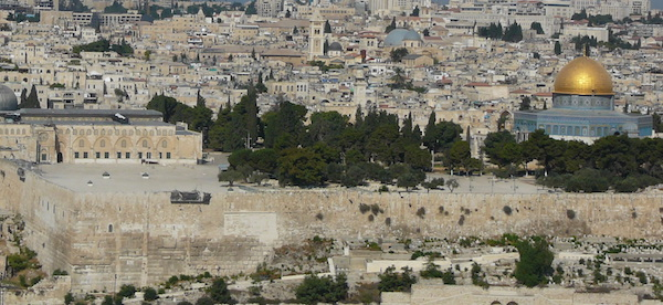 Jerusalem (CREDIT: Cycling man via Flickr)