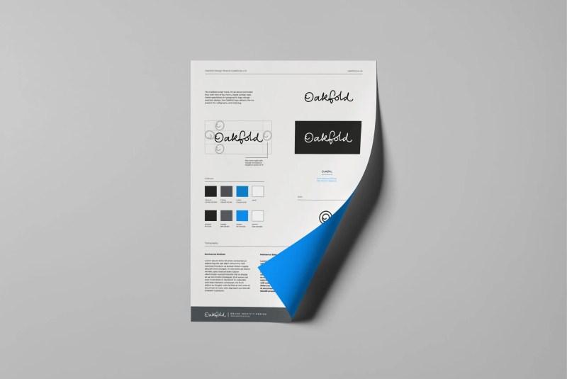oakfold brand guidelines - Skipton logo design