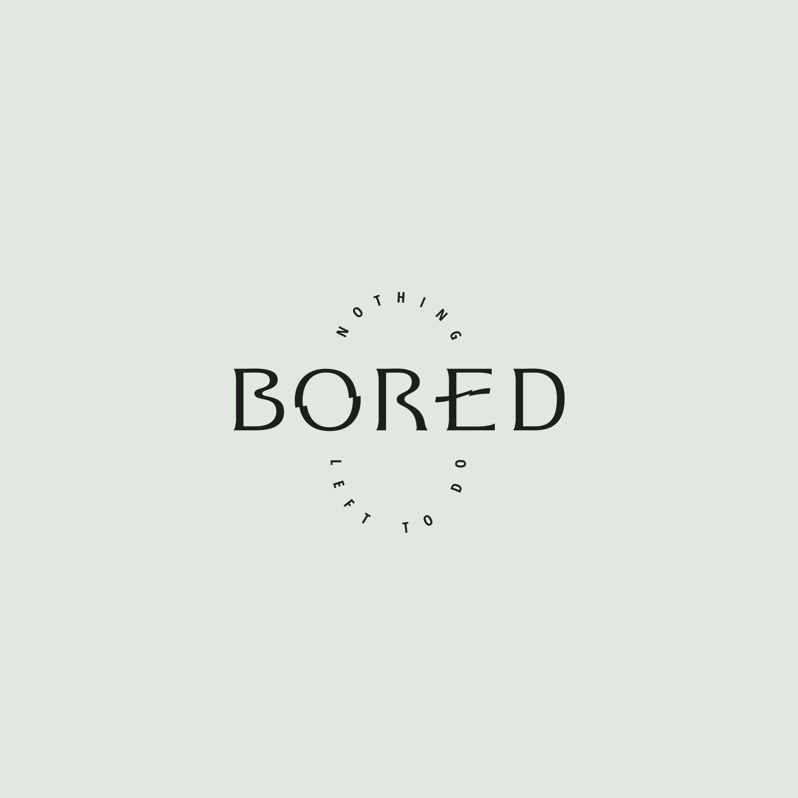 BORED Logotype Icon