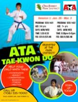 TaeKwonDo Jan Session