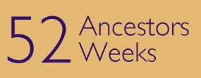 52 Ancestors 52 Weeks Image