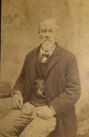 Laramore-Peter Washington- photograph