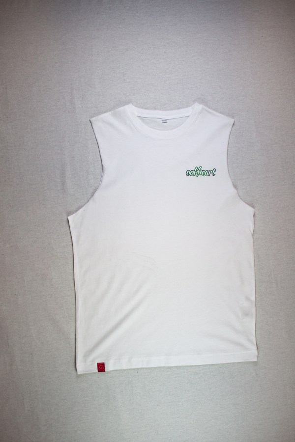 GREENS LOGO - TANK TOP