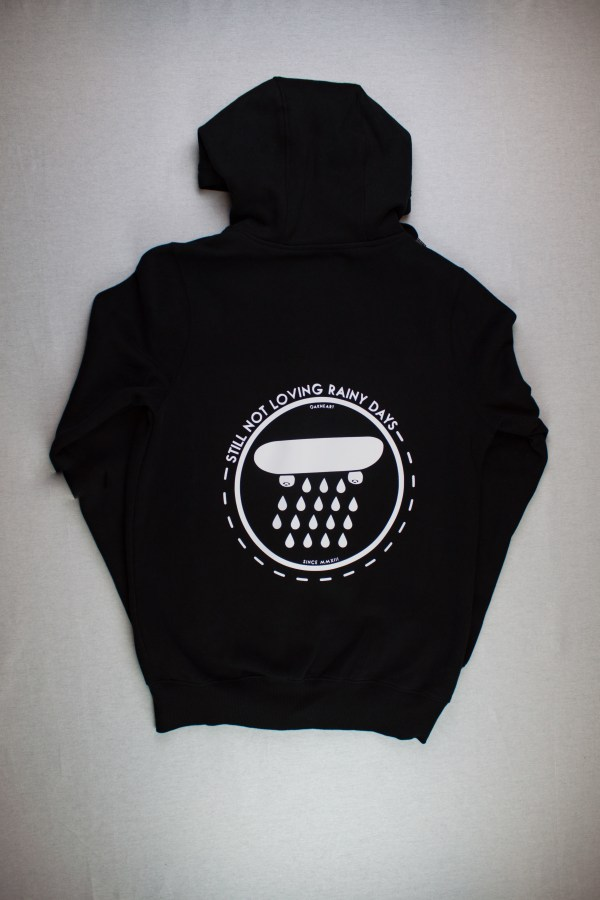 RAINY DAYS - ZIPPER - SCHWARZ