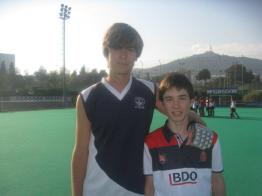 sc and captain of barcelona polo club