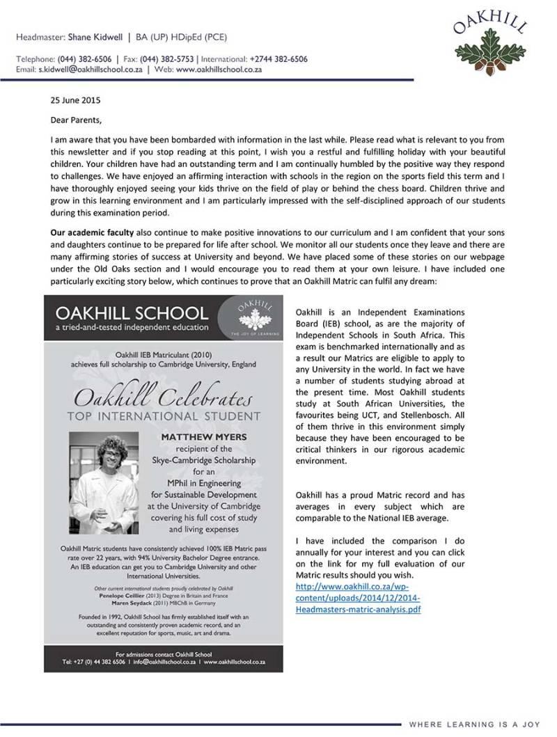 Headmasters-Newsletter-June-2015-1