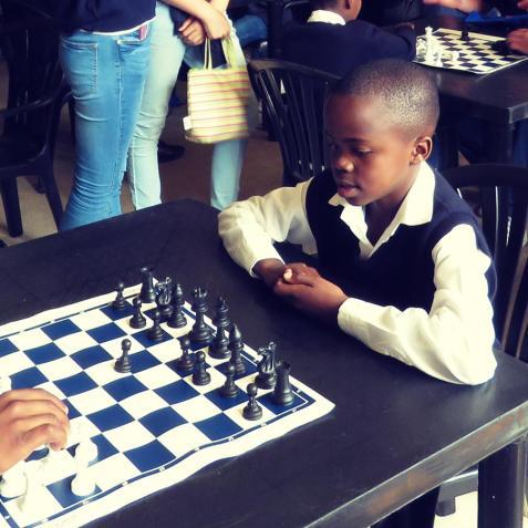 Chess vs Concordia
