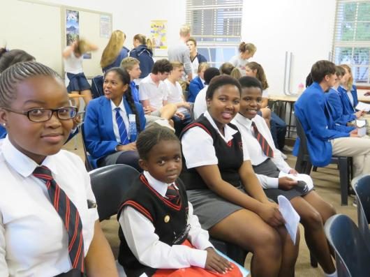 Inter Schools Speech Competition