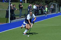Oakhill 1st team Charne De Wet running with the ball (Copy)