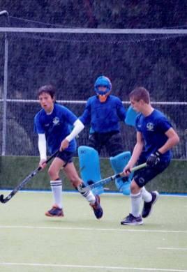 Prep Inter-House Hockey 10