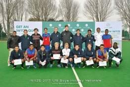 Sam Mvimbi team photo_SA U18 team