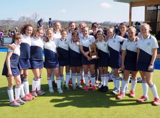 Oakhill U13A Girls Hockey Team
