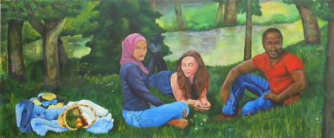 Matric Art Exhibition 2018 (28) (Copy)