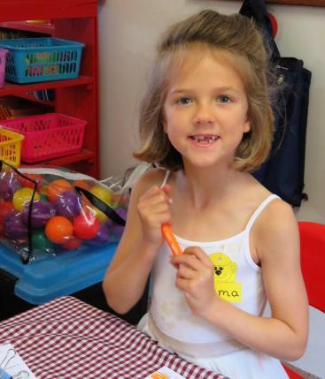 Oakhill Grade 1 Orientatino Day (3)