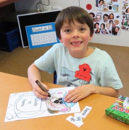 Oakhill Grade 1 Orientatino Day (6)